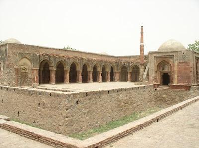Lat Ki Masjid at Hisar