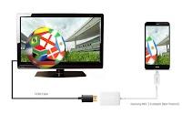 Collegare lo smartphone Android alla TV (via cavo o wireless)
