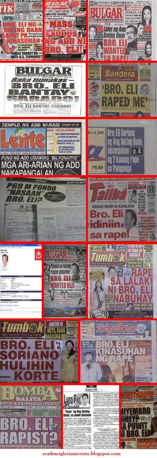 mga paniniwala ng dating daan post dating cii prescriptions
