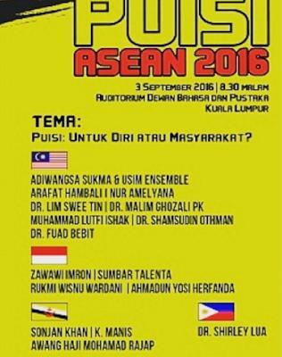 Puisi ASEAN 2016
