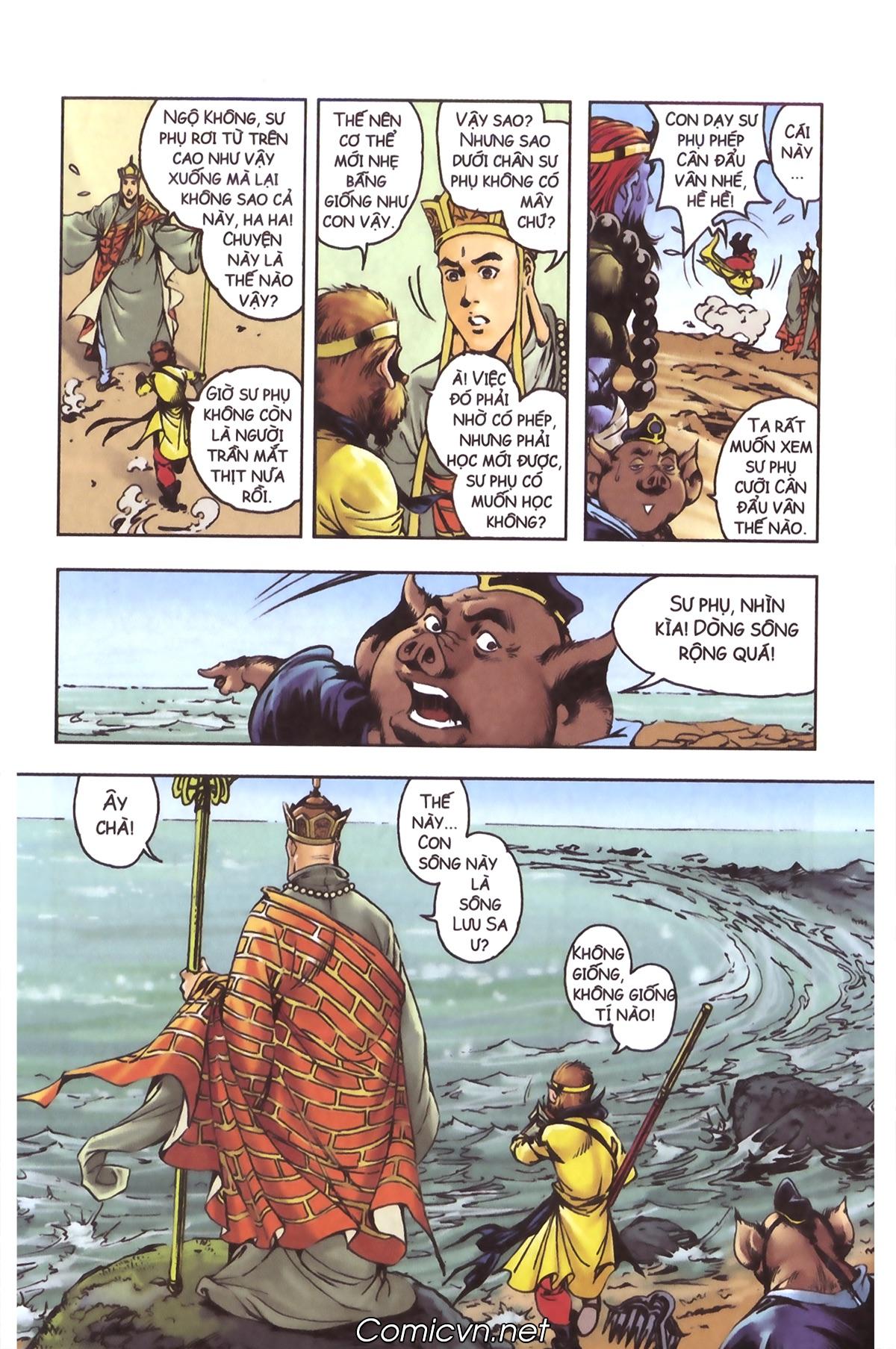 Tây Du Ký màu - Chapter 134 - Pic 24