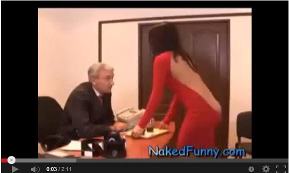 Funny Nude Prank Videos