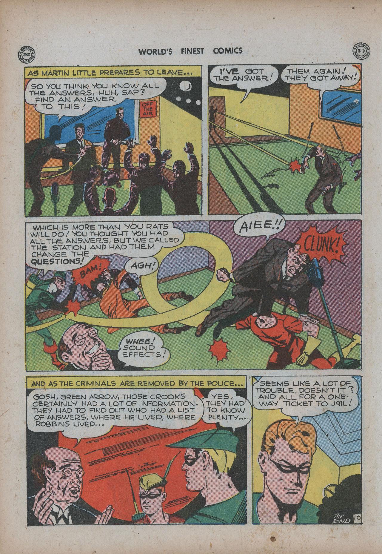 Read online World's Finest Comics comic -  Issue #20 - 26