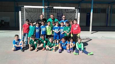 Deporte Escolar Aranjuez San Fernando