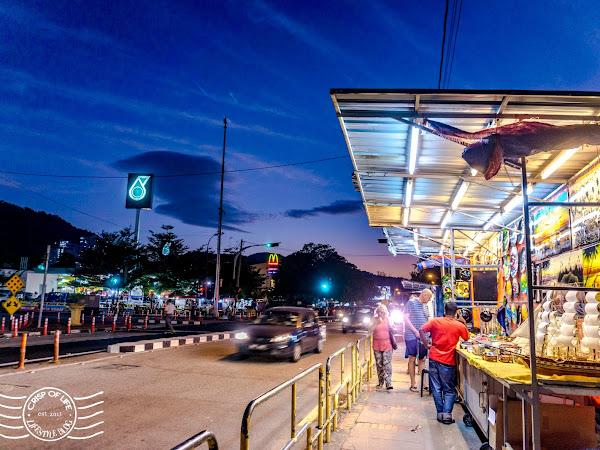 Batu Ferringhi's Daily Night Market