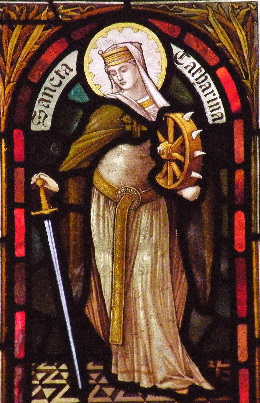 Life of Saint Katherine of Alexandria