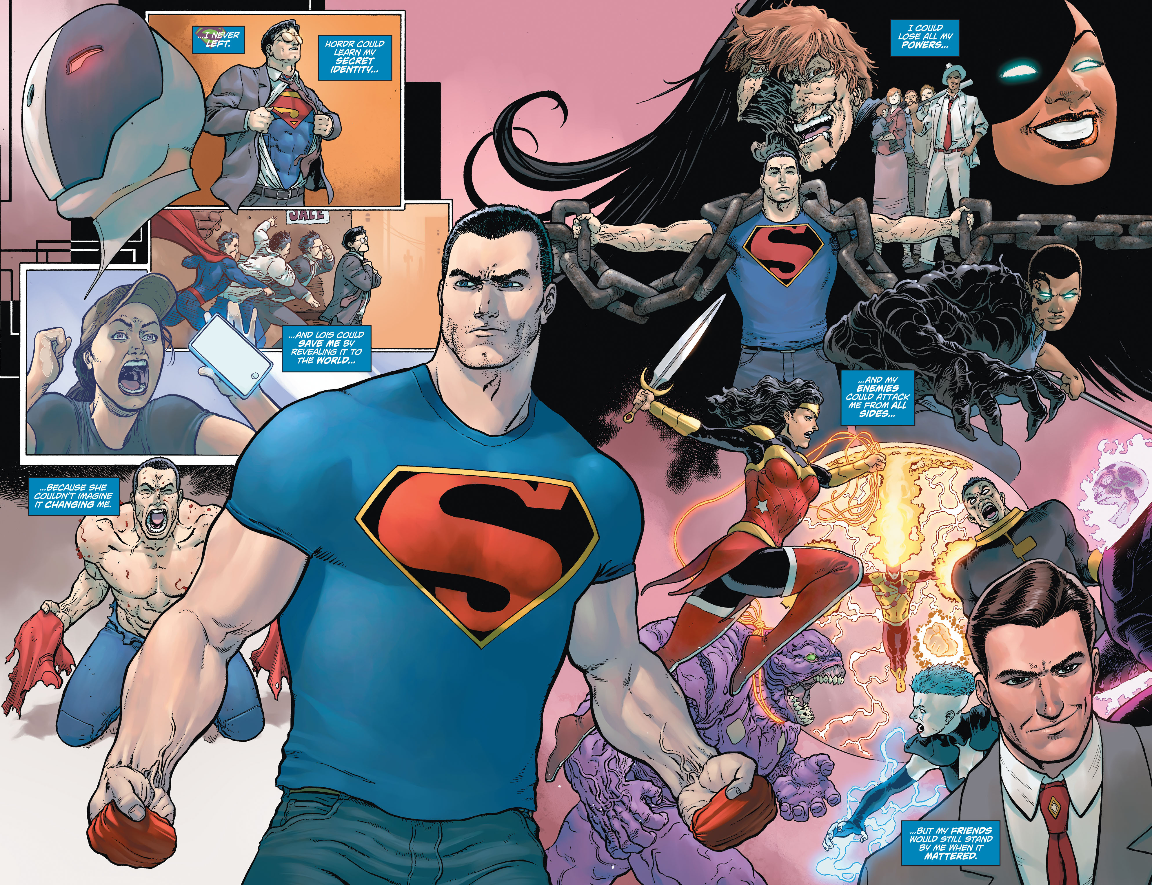 Read online Action Comics (2011) comic -  Issue #50 - 36