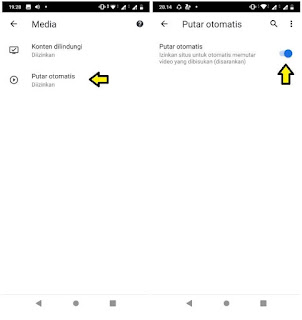 Cara Mematikan Autoplay Video Iklan di Google Chrome