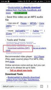 Cara Download Subtitle Indonesia secara otomatis di Youtube Tanpa Aplikasi dengan mudah