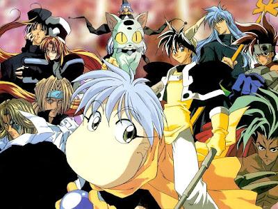 Soul Hunter Anime