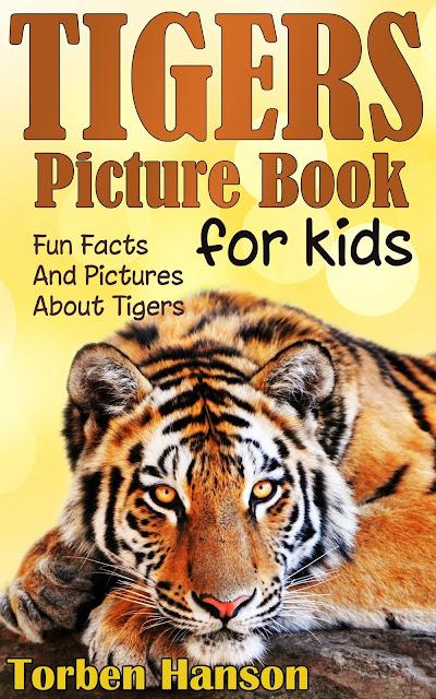 Andi39s Kids Books 39Tigers Picture Book For Kids Fun