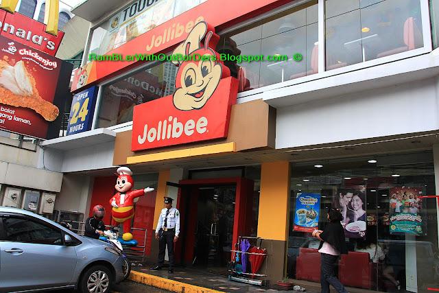 Jollibee, Makati, Manila