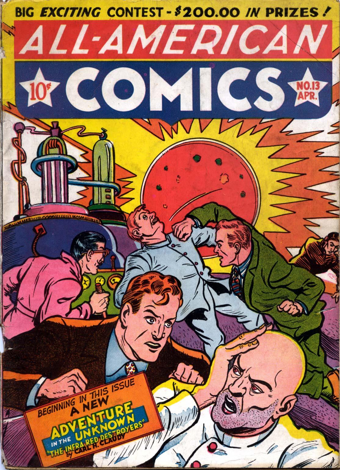 All-American Comics (1939) 13 Page 1