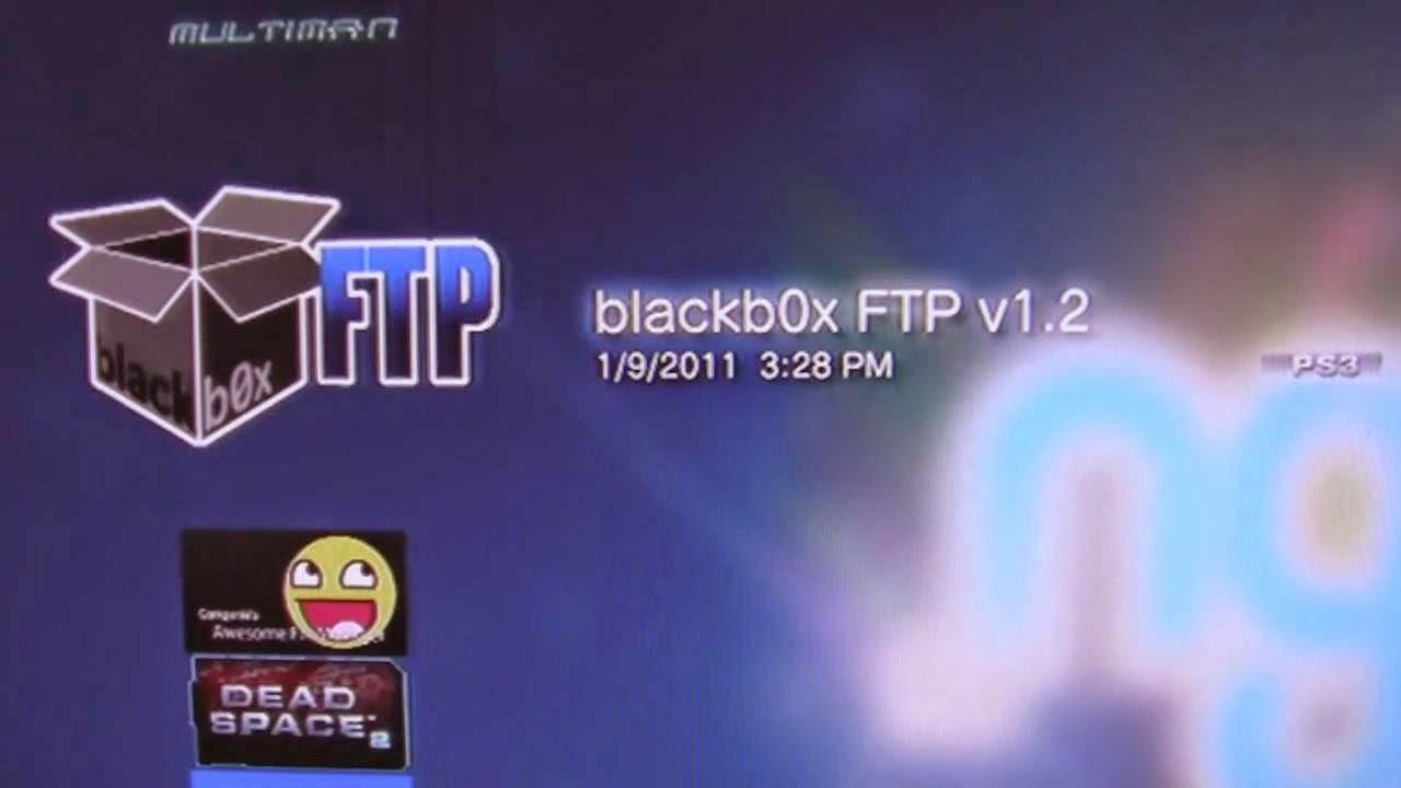 FTP PS3 dan PC via Hotspot - Izoen's Blog™