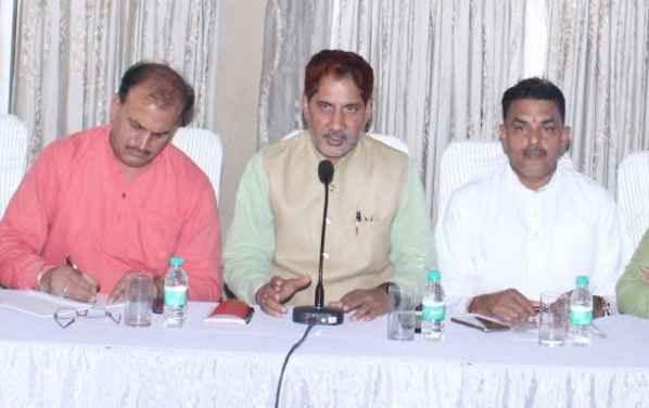 bjp-haryana-president-subhash-barala-started-election-campaign-haryana