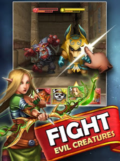 Dungeon Monsters – RPG Mod APK v1.6.002 (Mod Money) Android