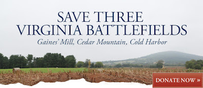 Save Nearly 400 Acres in Virginia!