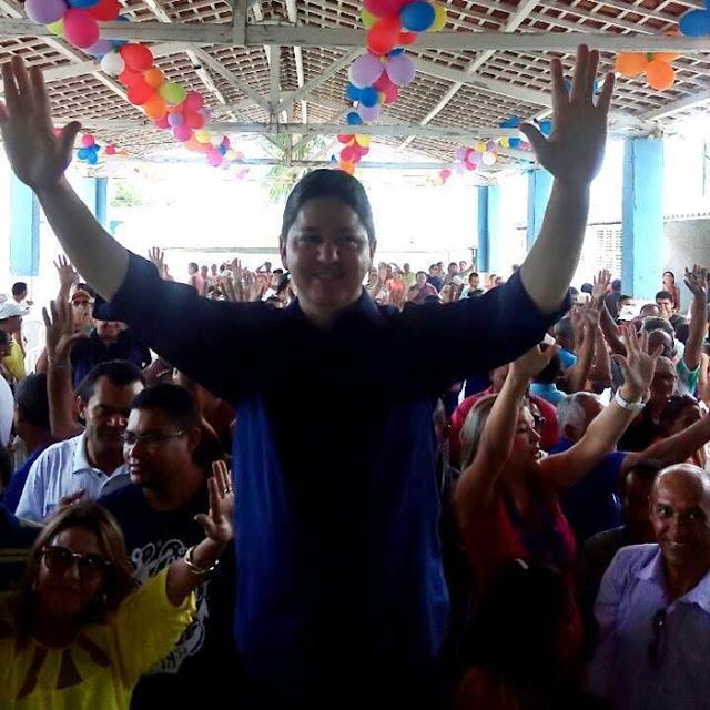 O jornalista Tulio Lemos recebe elógios até de adversários políticos