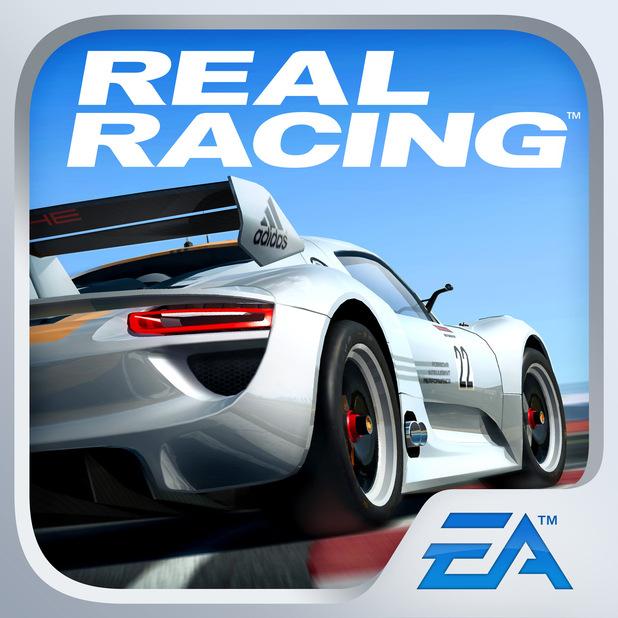 شازی یاری : Real Racing 3 :  بۆ سیستهمی ئای ئۆ ئس و ئهندرۆید : ئایفۆن و گالاكسی
