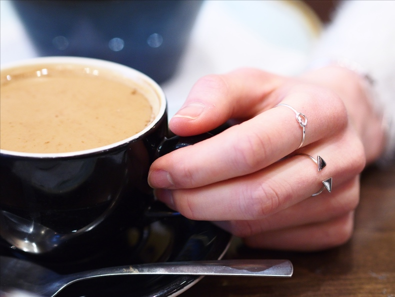 Riverhill Coffee Bar Glasgow, jewellerybox