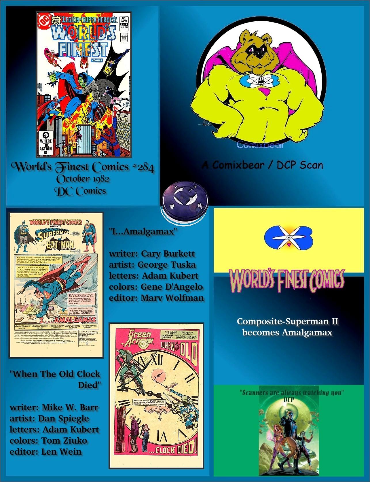 Read online World's Finest Comics comic -  Issue #284 - 37