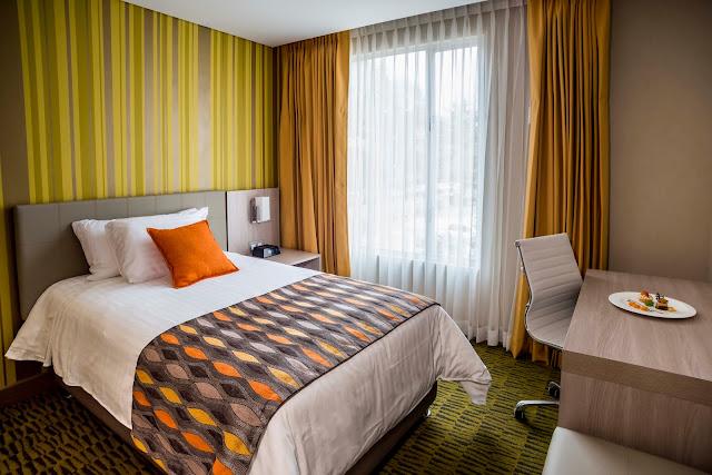 Sercotel Plaza Suites Hotel