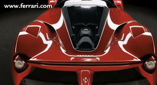LaFerrari new Italian supercar video