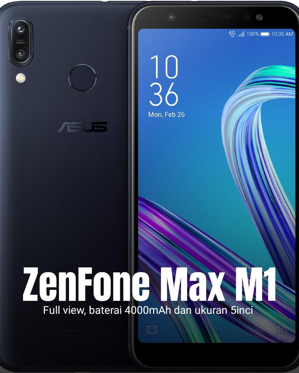 harga asus zenfone max m1