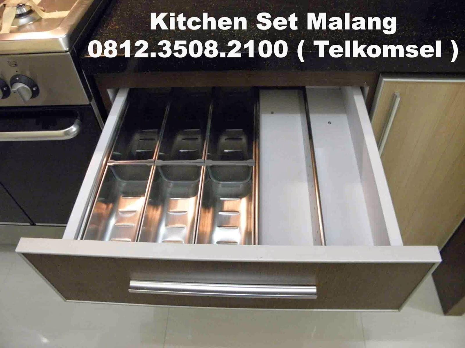 Harga Kitchen Set Malang Toko Kitchen Set Malang Pesan Kitchen