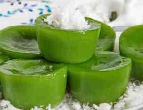 Kue Lumpang Kue Tradisional Jajanan Pasar Khas Indonesia
