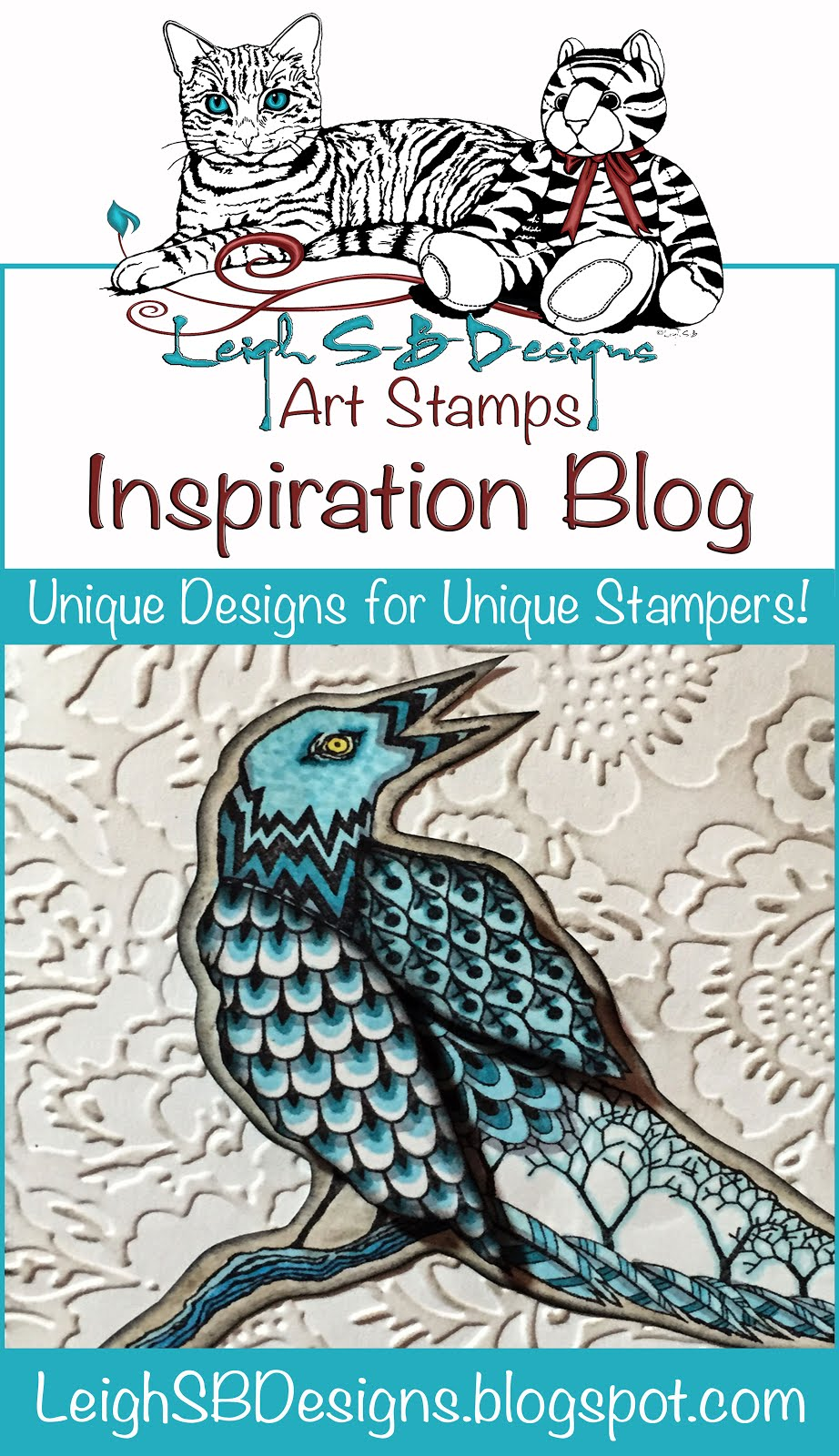 LeighSBDesigns Inspiration Blog