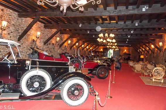 Rolls Royce Silver Gostht Torre Loizaga