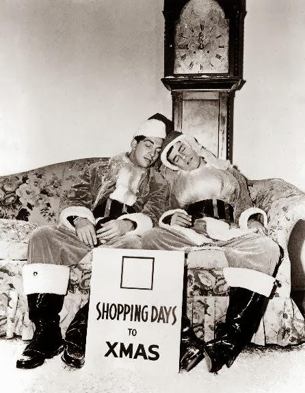 Jerry Lewis y Dean Martin navidad