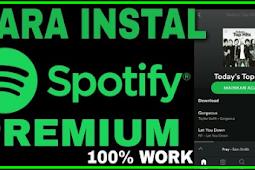 Cara Mendapatkan Spotify Premium Gratis Terbaru 2018