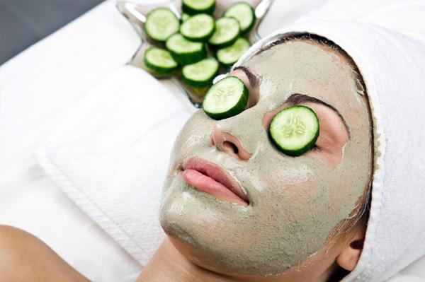 Cucumber Skin Care