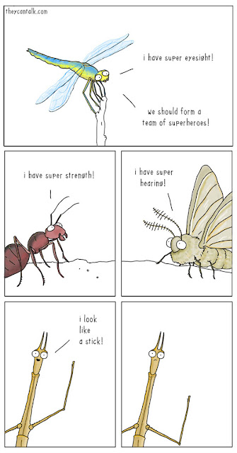 If animals could talk comic