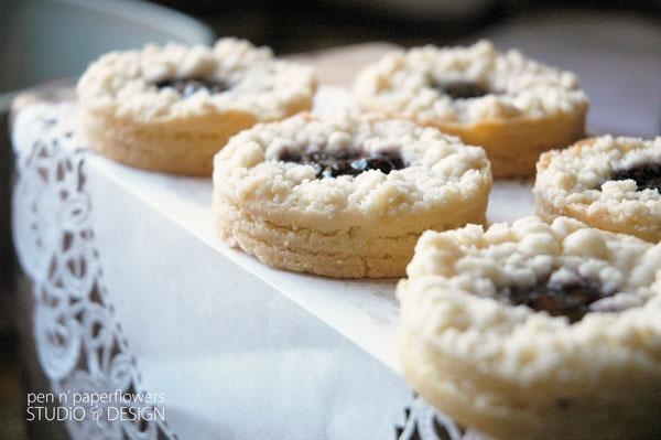 Dorie Greenspan Cookie Rings