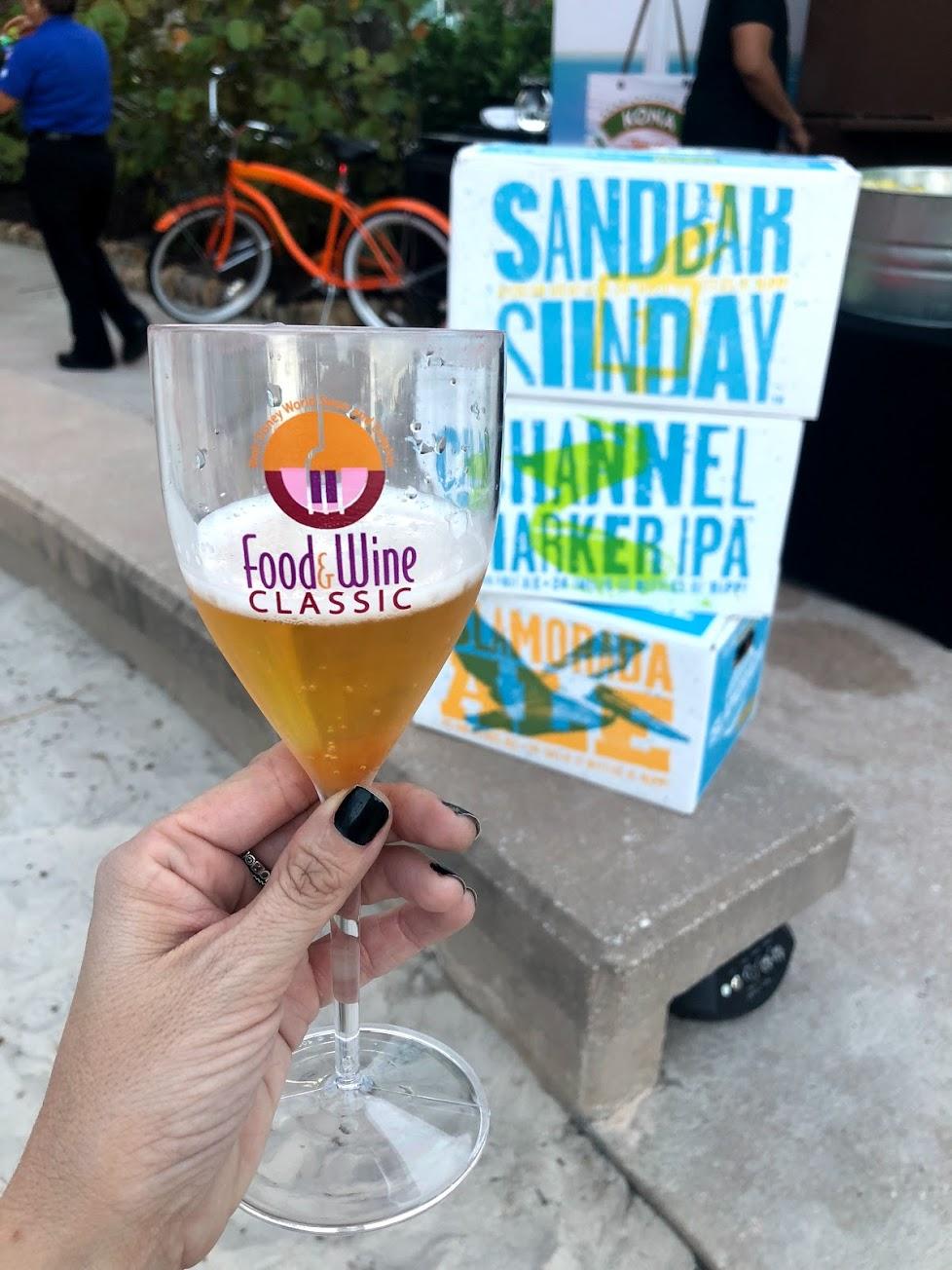 Islamorada Beer Company Sandbar Sunday