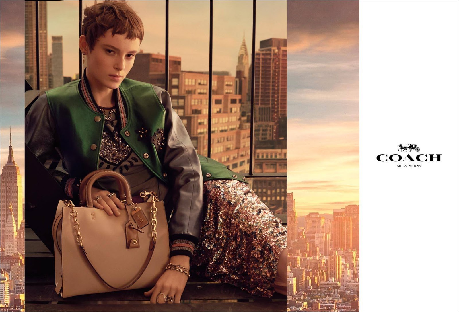 Coach Spring/Summer 2018 Campaign