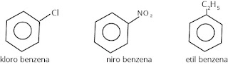 tata nama turunan benzena