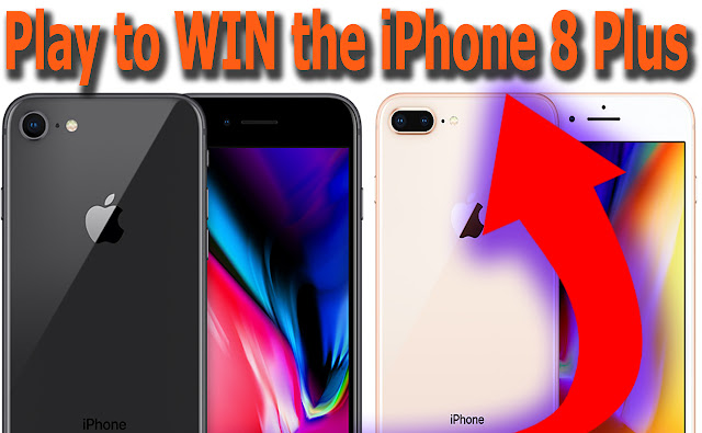 Free iphone 8 plus giveaway no survey 2018