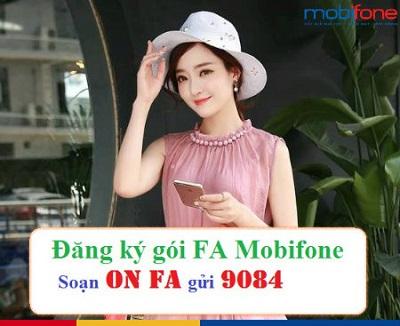 Đăng ký gói FA Mobifone