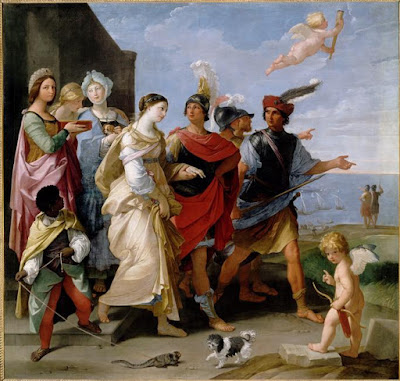Reni Guido -L'enlèvement d'Hélène,1626-1629.