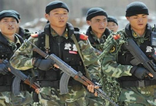 Militer Cina Mulai Masuk Pakistan