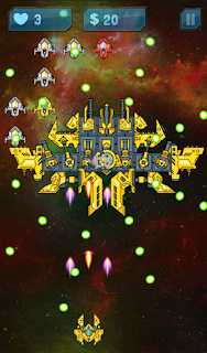 Galaxy Wars - Squadron Game