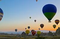 balon udara cappadocia turki