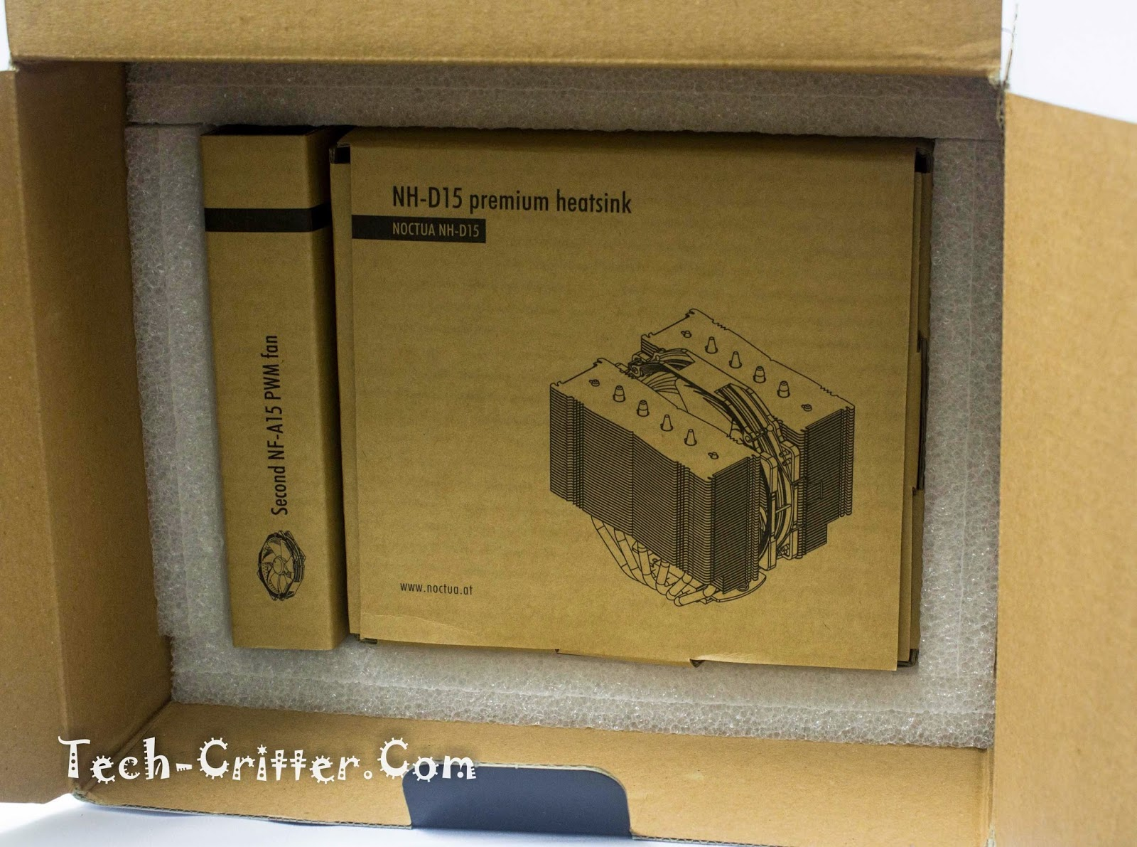 Unboxing & Review: Noctua NH-D15 90