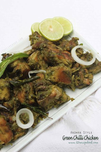 Green Chilli Chicken