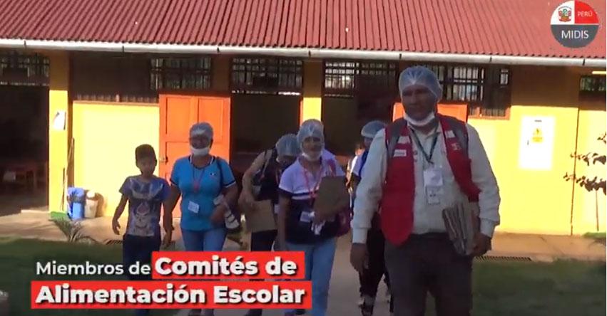 QALI WARMA: Intercambian experiencias exitosas en Ucayali [VIDEO] www.qaliwarma.gob.pe