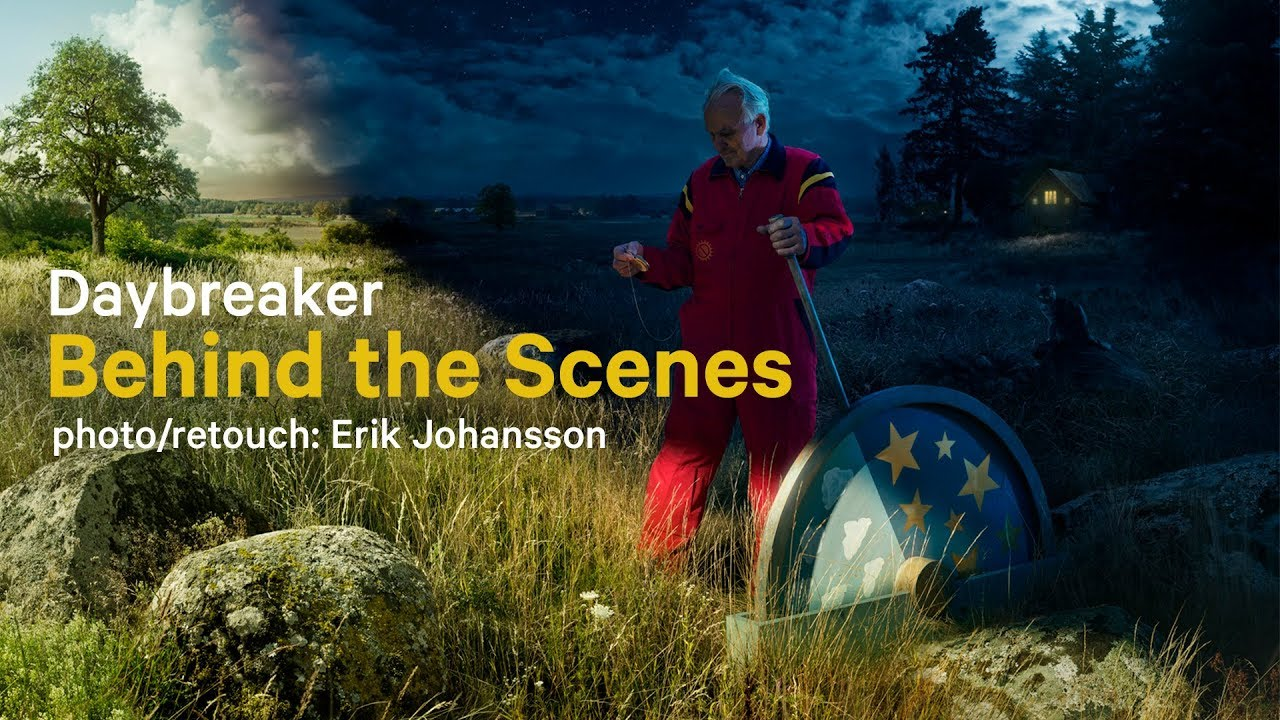 Behind the Scenes of Daybreaker by Erik Johansson